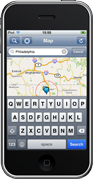 iPhone FFL search app